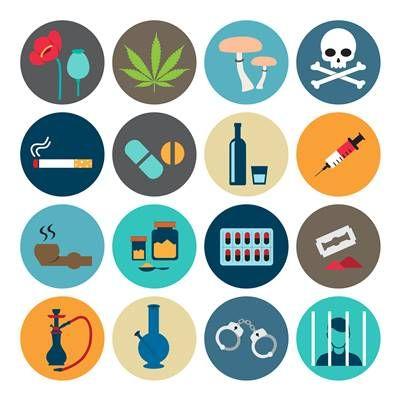Adicción a las drogas - efectos