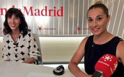 Visitamos a Nieves Herrero (Onda Madrid) para hablar sobre la adicción al sexo y el chemsex