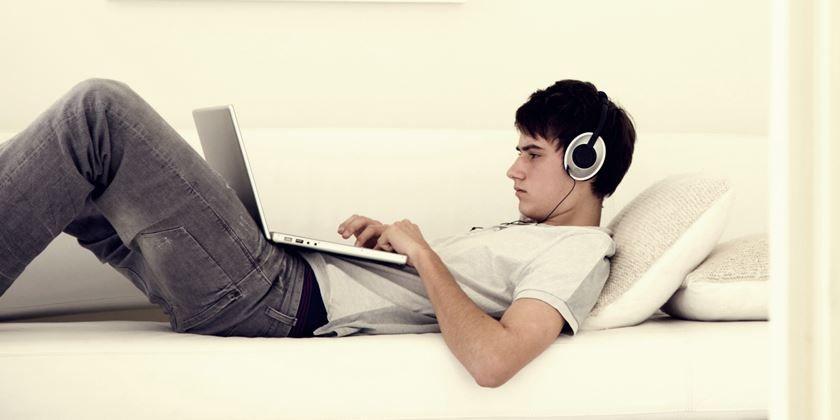 Adicción a las redes sociales en los jóvenes