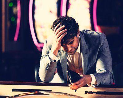 Síntomas de la adicción al juego - ludopatía