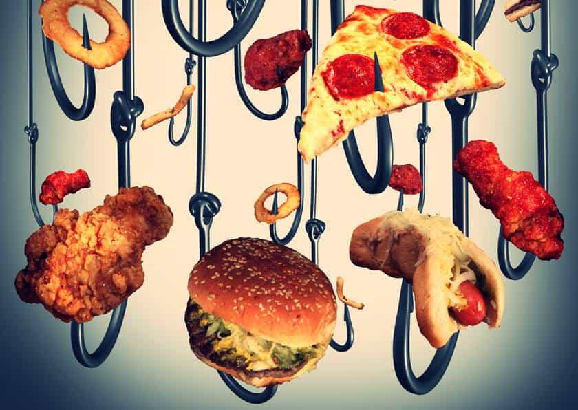 Síntomas de la adicción a la comida