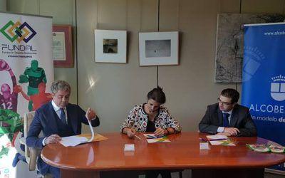 Centro Acción se convierte en nuevo benefactor de la Fundación Deporte Alcobendas