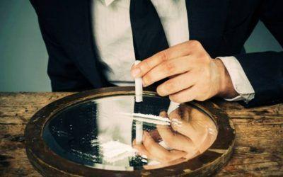 Cocaína, la droga elegida por ejecutivos de éxito