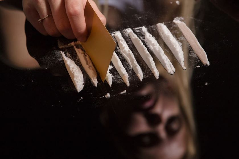 ¿Cuánto duran los efectos de una raya de cocaína?