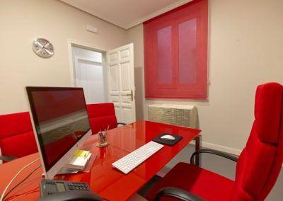 Despacho rojo