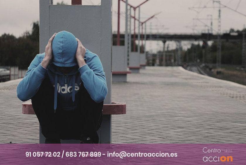 ¿Por qué recaen los adictos?