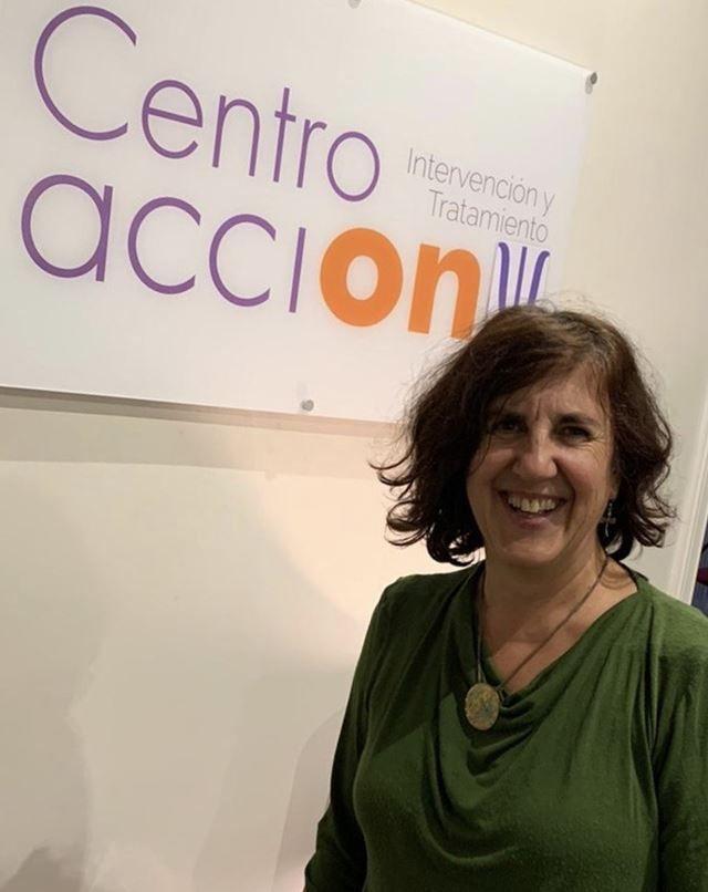 Elsa Abril - Centro Acción