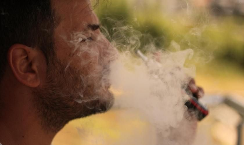 Riesgos para la salud de los cigarrillos electrónicos.